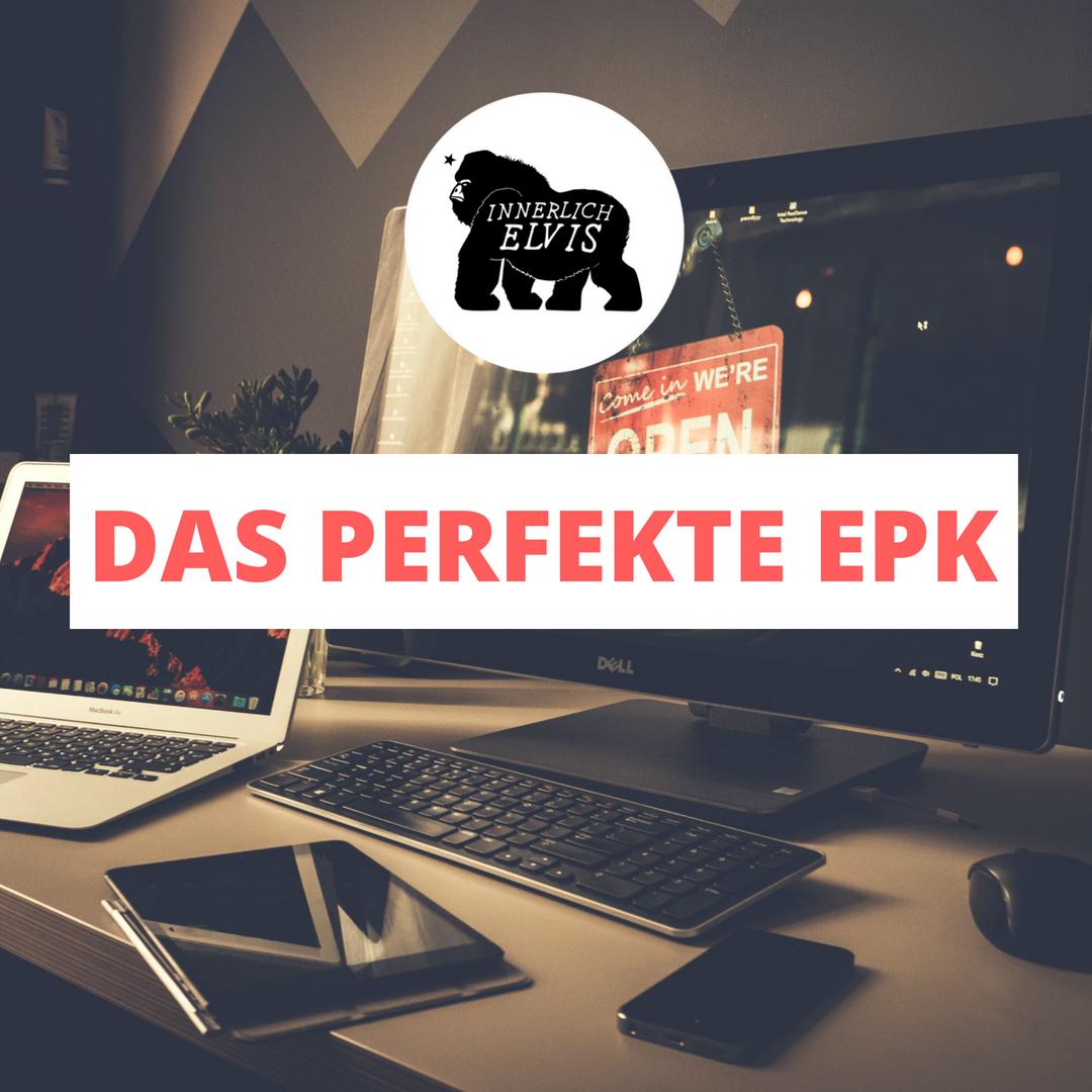 Das perfekte EPK