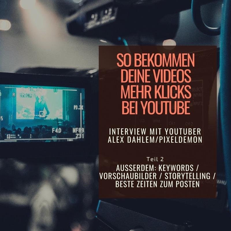 So bekommen Deine Videos mehr Klicks bei YouTube!