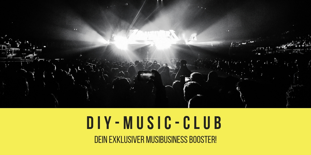 Der DIY Music Club - Dein exklusiver Musikbusiness Booster!