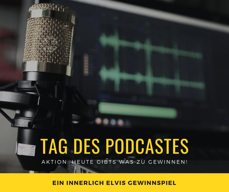 Gewinnspiel zum Tag des Podcastes