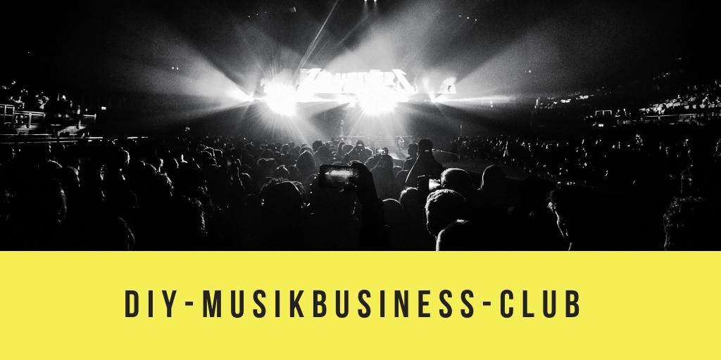 DIY Musikbusiness Club
