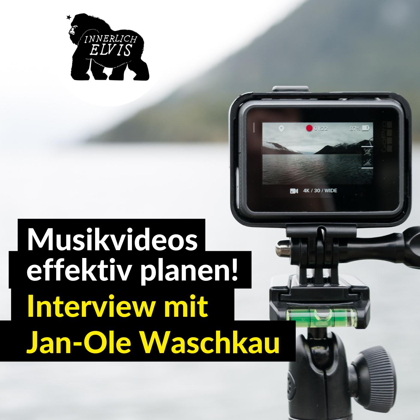 Musikvideos effektiv planen - Interview mit Jan-Ole Waschkau, Teil 1