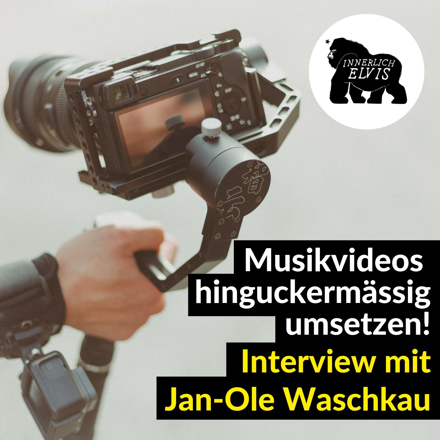 Musikvideos hinguckermässig umsetzen - Interview mit Jan-Ole Waschkau, Teil 2