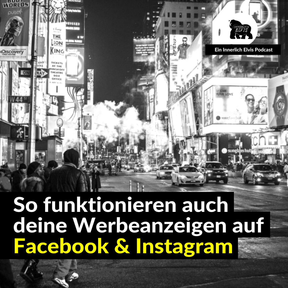 So funktionieren auch deine Werbeanzeigen auf Facebook & Instagram